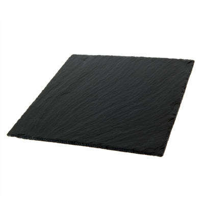 Natural Hand Cut Square Slate Placemats